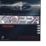 DONIC Coppa Tagora rot | 2,0 mm