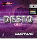 DONIC Desto F1 schwarz | 2,0 mm