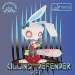 Der Materialspezialist Killing Defender Soft