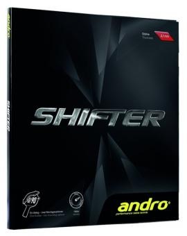 andro Shifter schwarz | 1,7 mm