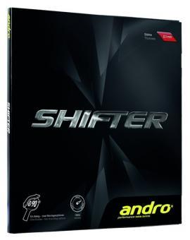 andro Shifter schwarz | 1,7 mm