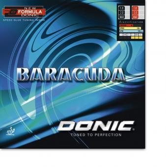 DONIC Baracuda rot | 1,8 mm