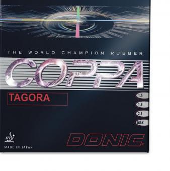 DONIC Coppa Tagora rot   2,0 mm