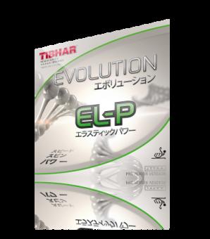 Tibhar Evolution EL-P rot | 1,9 mm