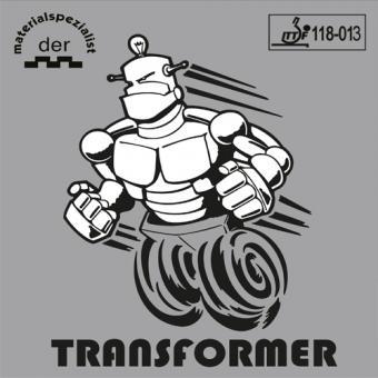 Der Materialspezialist Transformer Anti
