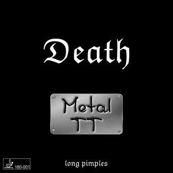 Metal TT - DEATH schwarz | 0,5 mm