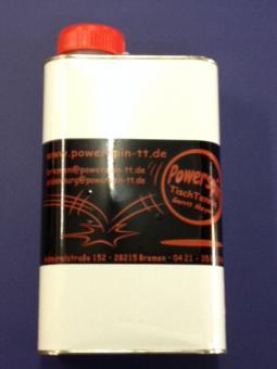 Powerspin Belagkleber (1L Kanister mit Pinsel)