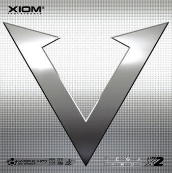 Xiom Vega Pro schwarz | 2,0 mm