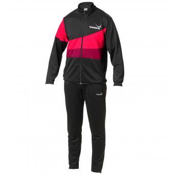 Yasaka Anzug POLLUX (schwarz/rot)