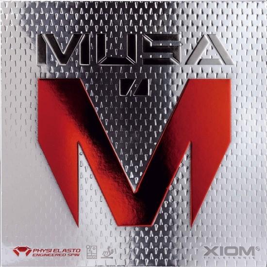 Xiom Musa I schwarz | 1,5 mm