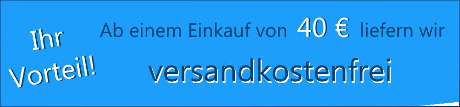 Banner Versankosten